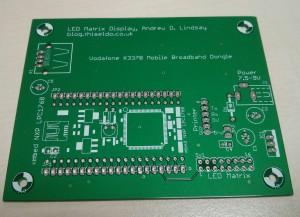 PCB topside