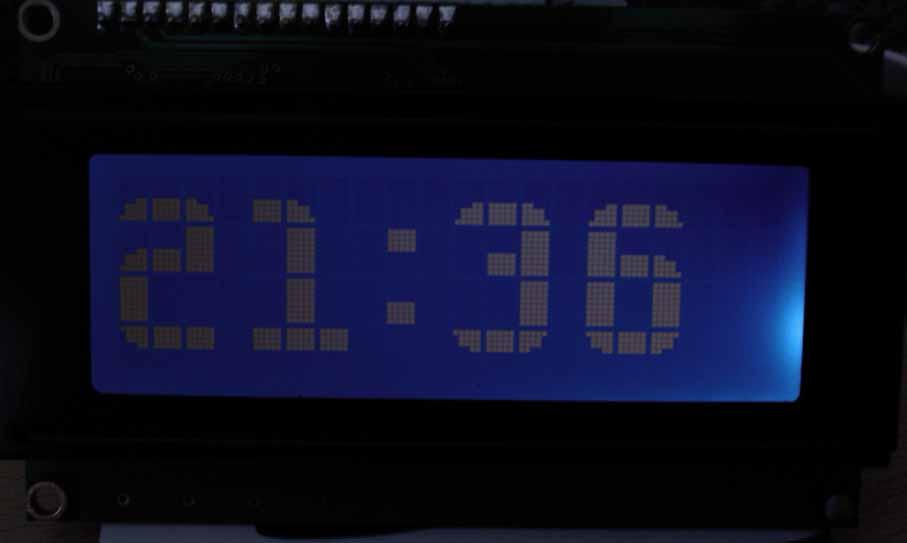 Arduino Internet Clock Andys Life